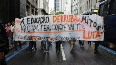 Mais de 150 municípios terão atos contra retrocessos na Educação; confira a lista
