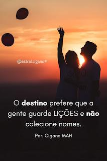 Destino e Amor