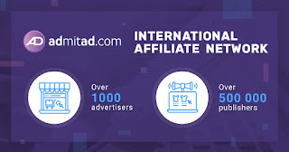 Admitad Affiliate network