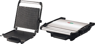 Make Scrumptious Sandwiches with KRAFT Jumbo Grill Toaster priced only at Rs. 3985/-