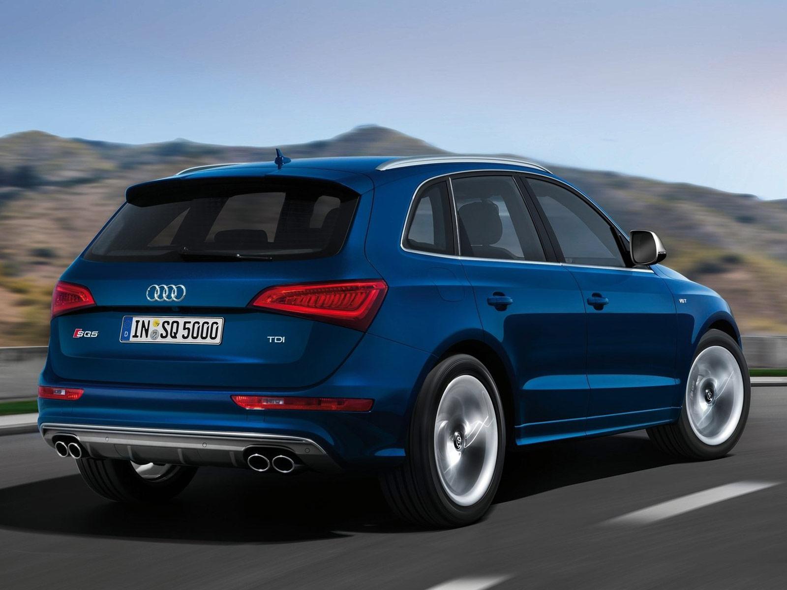 2013 Audi SQ5 TDI | Auto Insurance Information