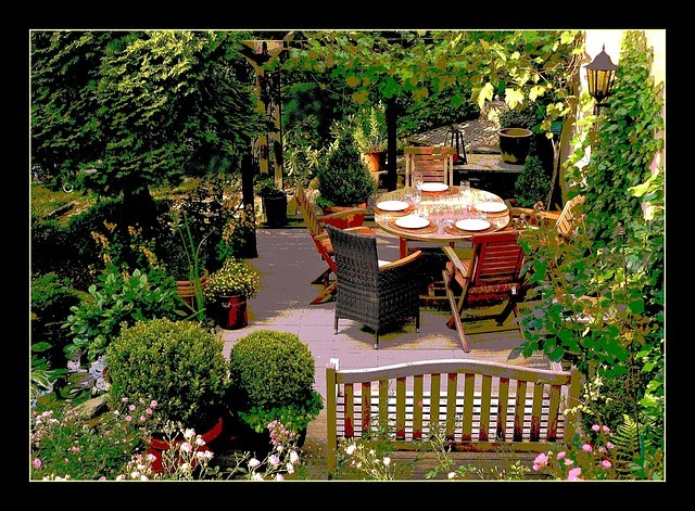 d corer sa terrasse nos bons plans d co etc. Black Bedroom Furniture Sets. Home Design Ideas