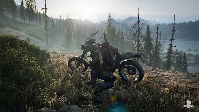 trailer terbaru – World Video Series: Riding The Broken Road memperlihatkan soal modifikasi kendaraan dipakai berupa motor.