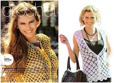 Revista moda tejida Clarín 2008 núm-11