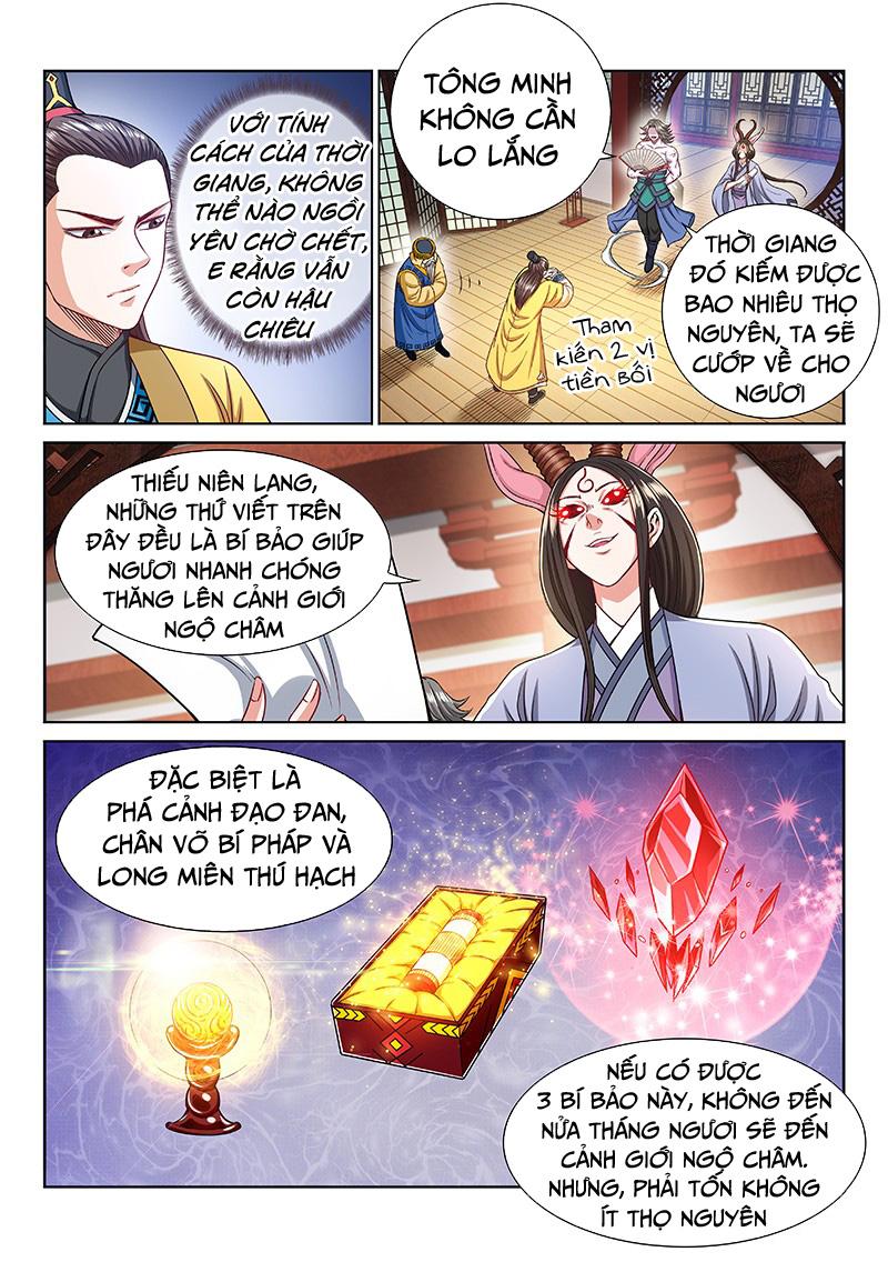 Ta Là Đại Thần Tiên chap 223 - Trang 18