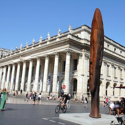 Grand Théâtre de Bordeaux.