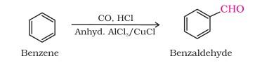 Gatterman - Koch reaction