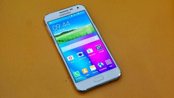 Root Samsung Galaxy E5 SM-E500H on Android 5.1.1 Lollipop