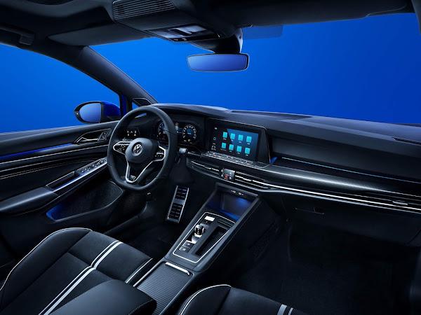 VW Golf Mk8 chega à China: preços partem de R$ 107 mil