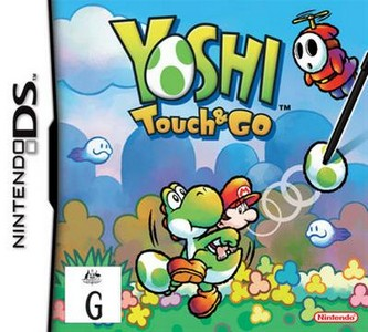 Rom Yoshi Touch & Go NDS