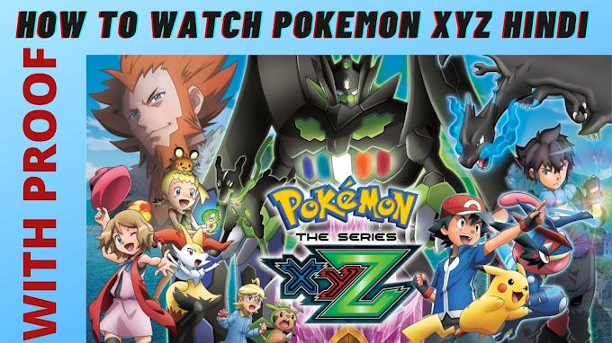 Pokemon (Season 19) XYZ Hindi Dubbed Episodes Download