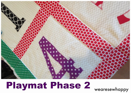 Playmat Phase 2 Sew Modern Baby