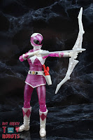 Lightning Collection Mighty Morphin 'Metallic' Pink Ranger 29