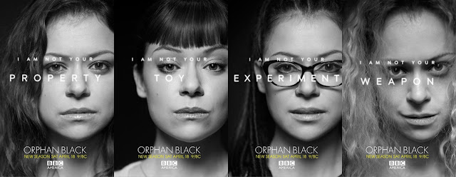 ORPHAN BLACK - L' eredità femminista dello show