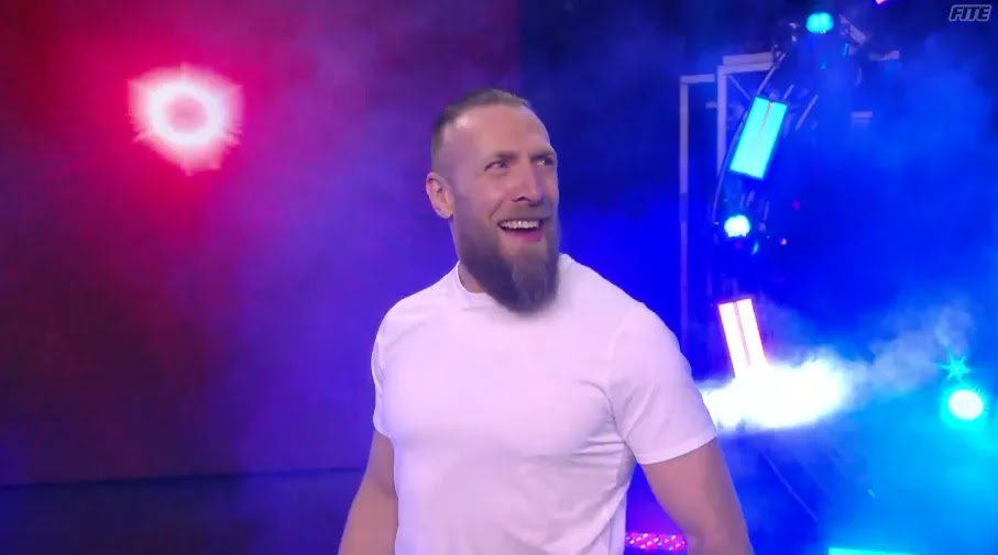 #WWEIsAllEliteWrestling