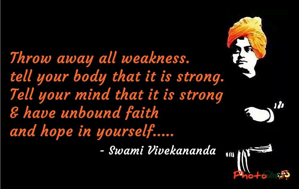 swami vivekananda thoughts on success-swami vivekananda quotes in english