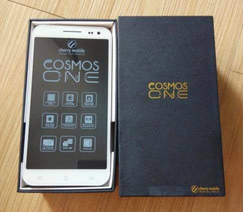 Cherry Mobile Cosmos One Plus Now Official: 5.5-inch FHD, 2GHz Octa Core, 3GB RAM, Dual LTE