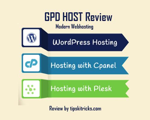 GPD Host Review