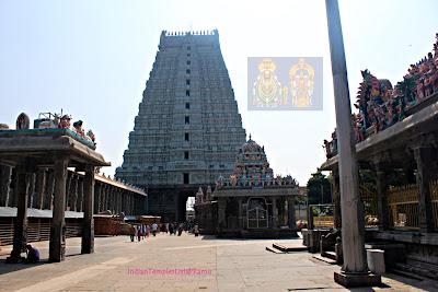 Arulmigu Arunachaleswarar Temple - Annamalaiyar Temple