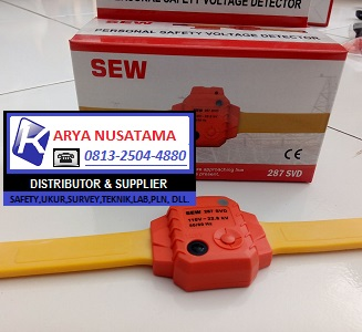Jual SEW 287 SVD Safety Voltage Detector di Sulawesi