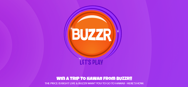 The Price Is Right Live has teamed up with Buzzr and they're giving you a chance to enter to win a fantastic trip to Honolulu, Hawaii so come on down and enter!