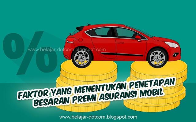 Faktor Yang Menentukan Penetapan Besaran Premi Asuransi Mobil