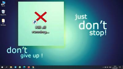 Tips dan Cara Memberhentikan Seluruh Kinerja Windows 7/8/10