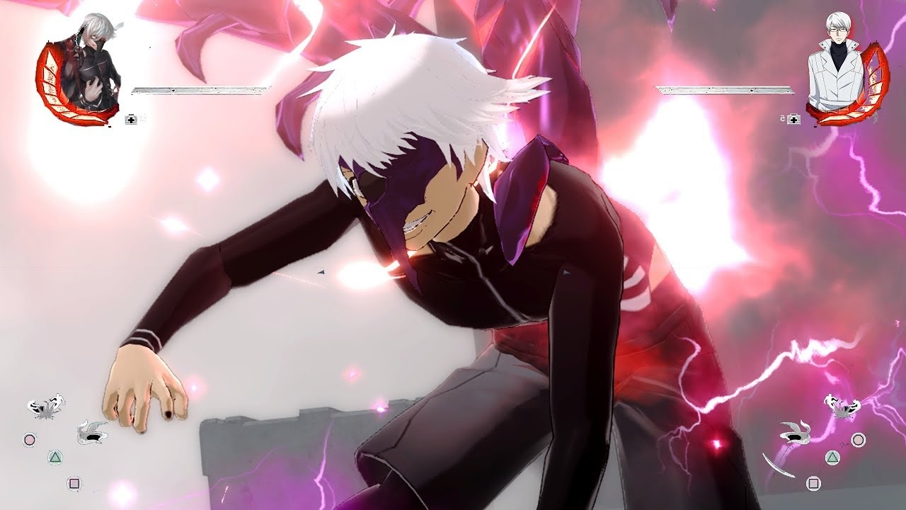 Tokyo Ghoul:re Call to Exist Save Data