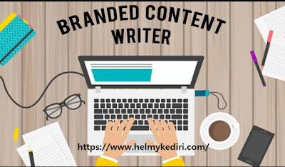 Situs untuk mempromosikan Jasa Tulis