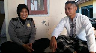 Subhanallah, Pasangan Suami Istri Polisi Ini Membatalkan Umrah, Kami Sedekahkan Uangnya untuk Bangun Musala dan Hasilnya Luar Biasa