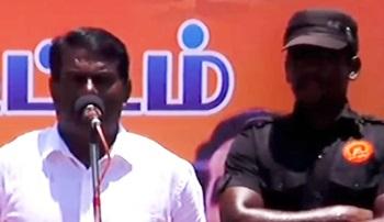 Seeman Speech 26-04-2016 Thiruchendur