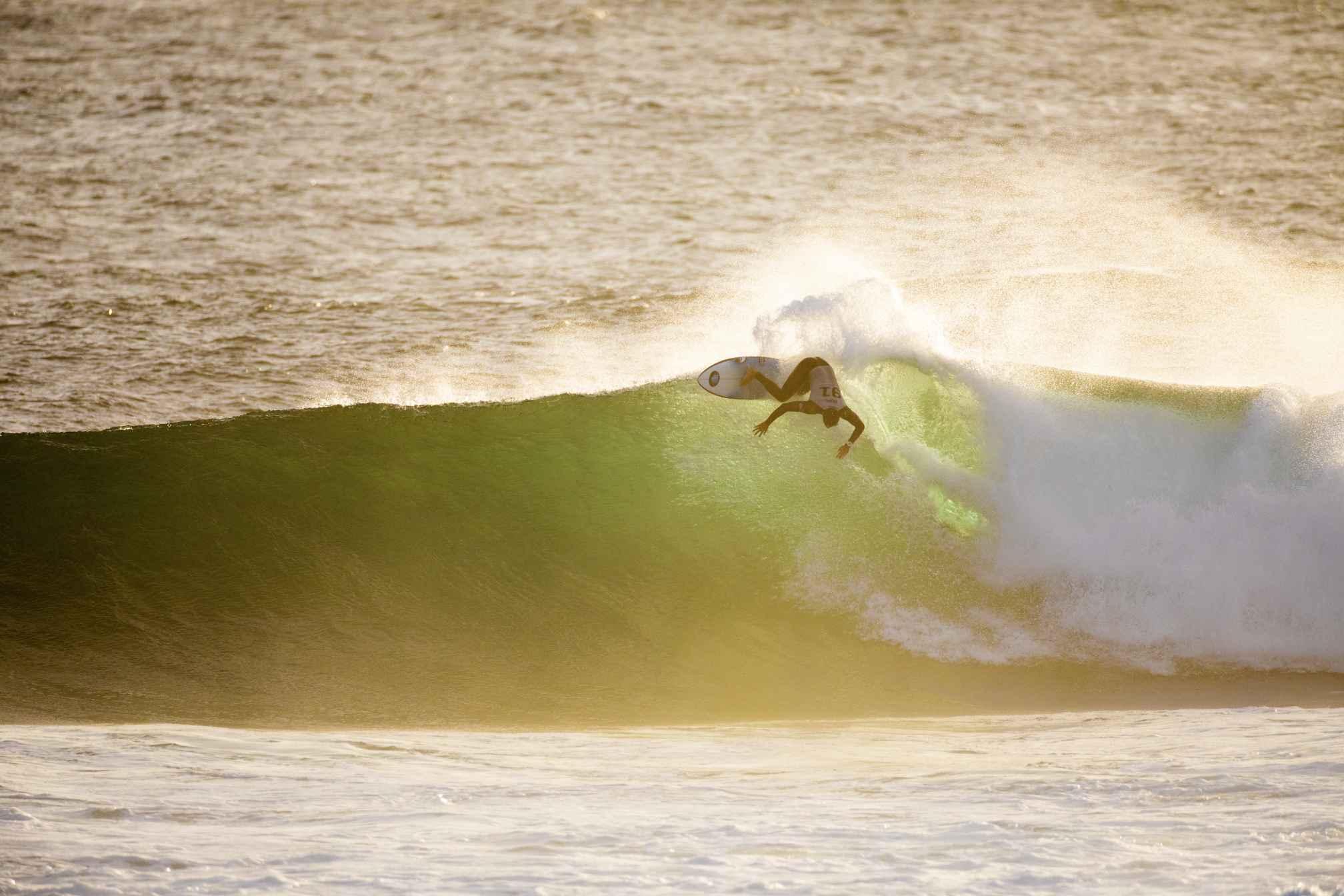 Top 5 Waves Margaret River - Round 32