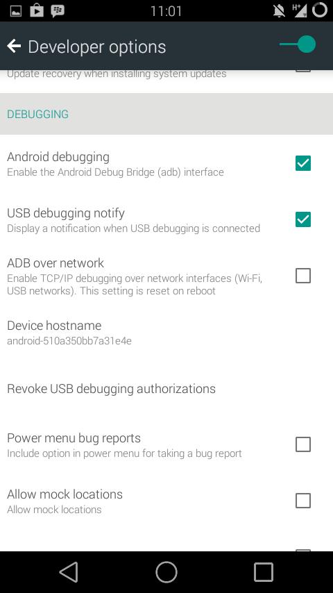 Vroot ! Aplikasi Rooting Terbaik Untuk Banyak Sekali Device Android 3