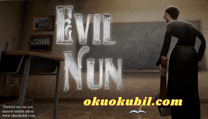 Evil Nun v1.7.5 Can + Para Hileli Kötü Rahibe Mod Apk Son Sürüm