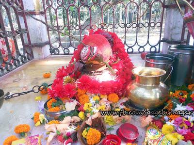 Sri Sri Uli Chandi Devi.