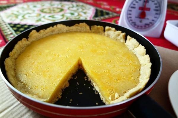Pie Susu Menggunakan Teflon ? Bisa kok #dirumahaja