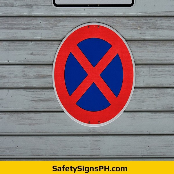 Absolute Stop Ban Sign Philippines