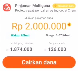 rupiah uang apk pinjaman online