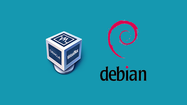cara install debian linux menggunakan virtualbox