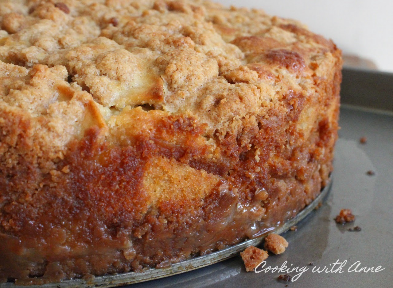 Apple Cakey Pie Thing Gooey Goodness