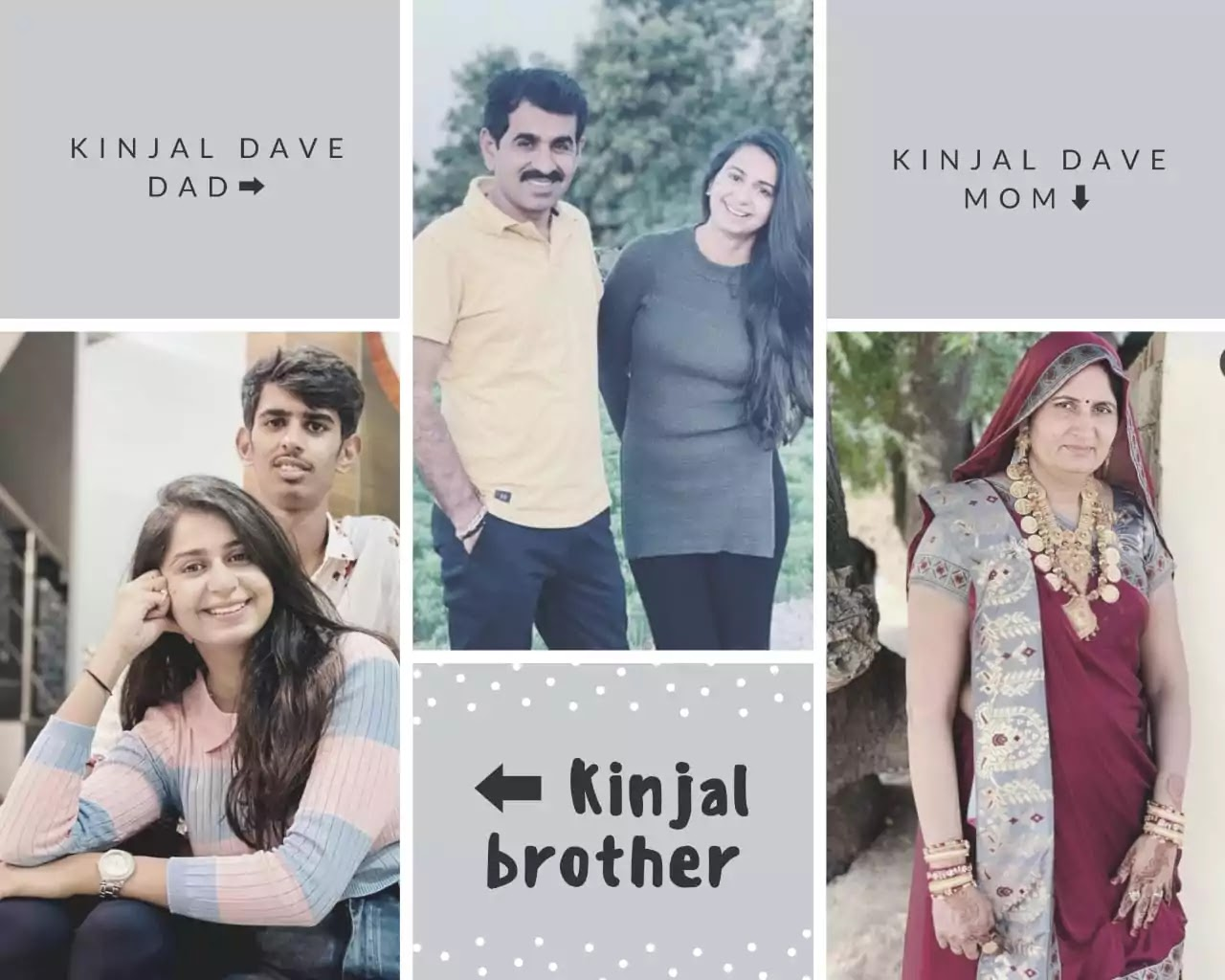 kinjal Dave Biography in English