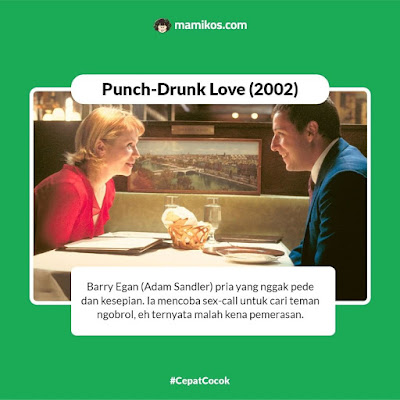 Film Romantis Punch-Drunk Love (2002)