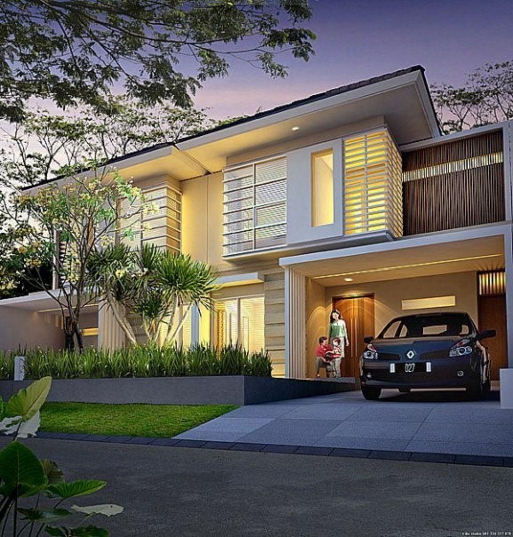 Model Rumah Populer