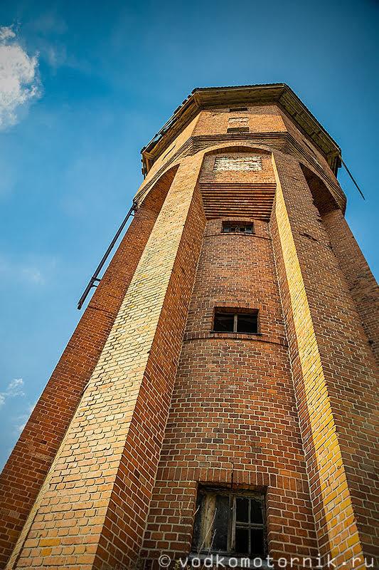 Железнодорожная водонапорная башня Толльмингкемена
