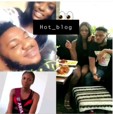 Regina Daniels Ex-Boyfriend, Somadina Shows Off His New Girlfriend