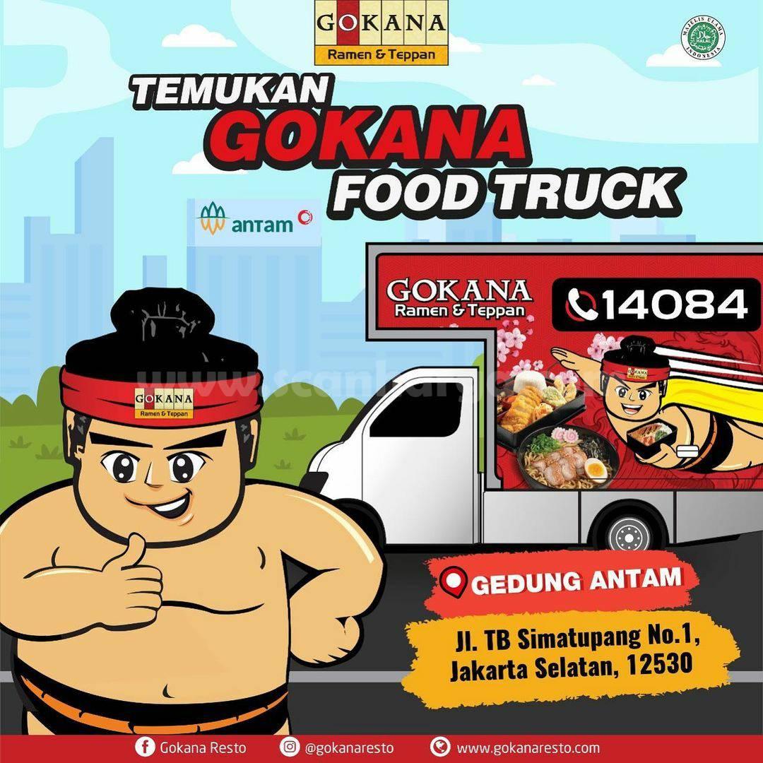 Food Truck GOKANA TB Simatupang Jakarta Selatan