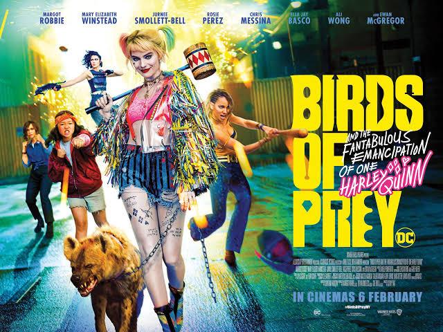 Birds Of Prey: And The Fantabulous Emancipation Of One Harley Quinn (2020) [Movie]-Blazeblogupdates.com.ng