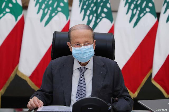 تصريح مثير من ميشال عون  قد يقلب الأمور رأسا على عقب في قضية انفجار مرفأ بيروت