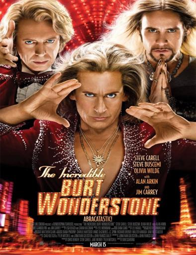 pelicula El increíble Burt Wonderstone (2013)