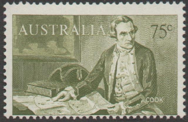 Australia Captain James Cook 1966-71